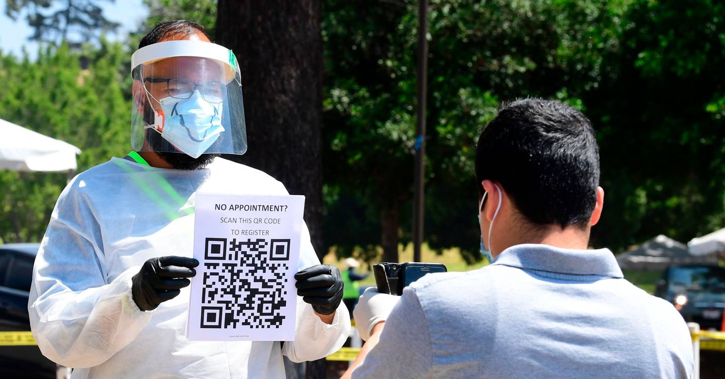 Coronavirus has turned the humble QR code into an everyday essential