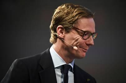 Cambridge Analytica chief executive officer Alexander Nix