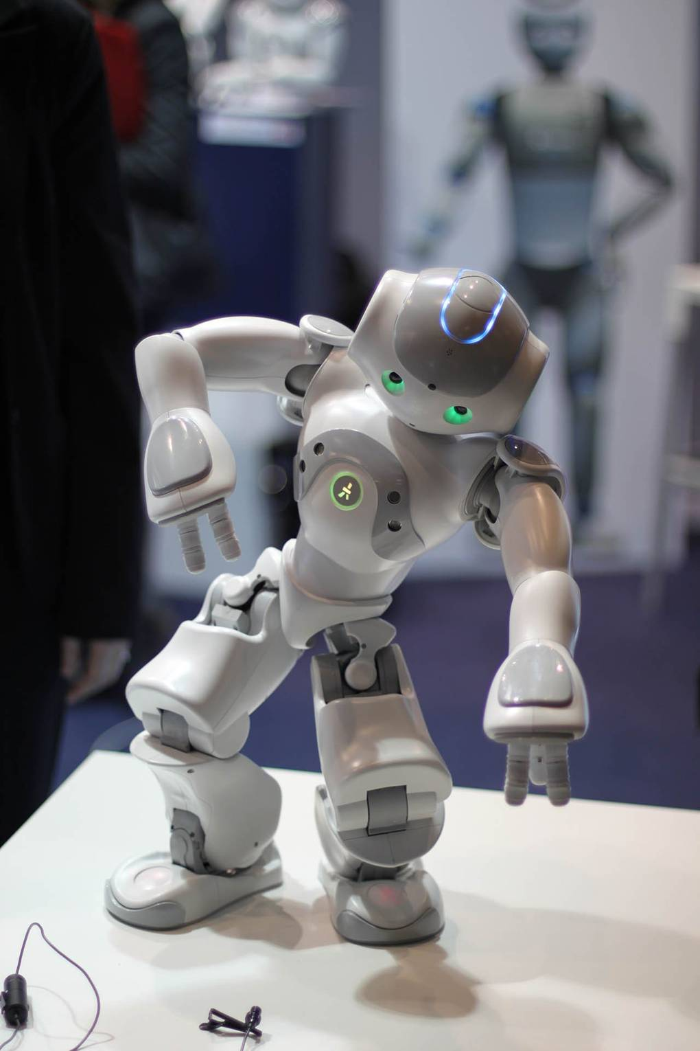 Creationists buy robot to study technology's impact on