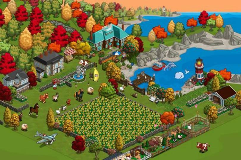 farmville 2 手機 版