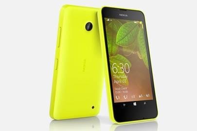 Nokia Lumia 635 test photo
