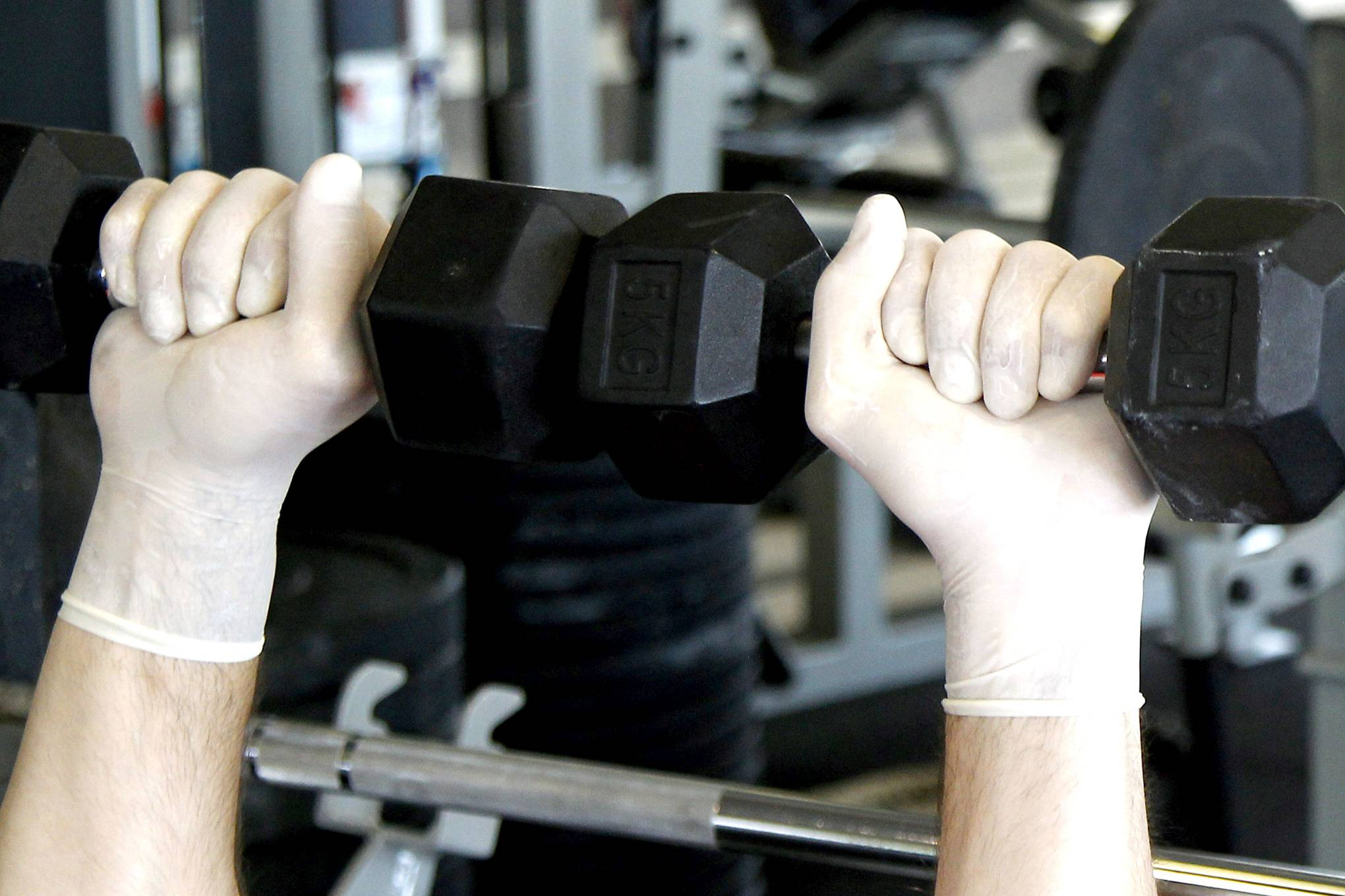 Thinking Of Heading Back To The Gym This Weekend Read This First Wired Uk
