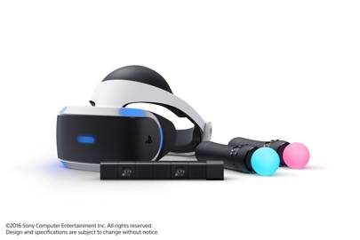 PlayStation VR price and launch date confirmed   WIRED UK