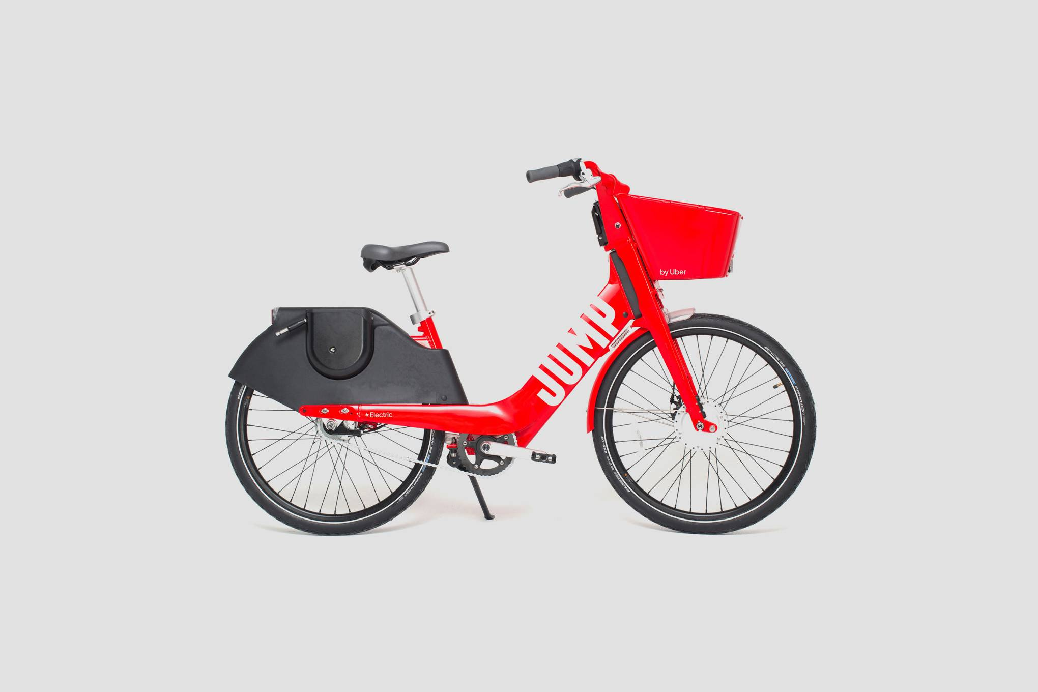 Uber's billions could help its dockless e-bikes conquer