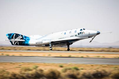 Virgin Galactic will try to blast humans into space this week