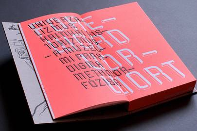 'Impossible' font inspired by optical illusion