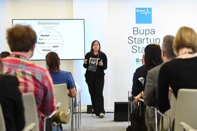 BUPA Startup Stage