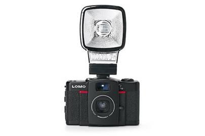 Wide-angle film camera
