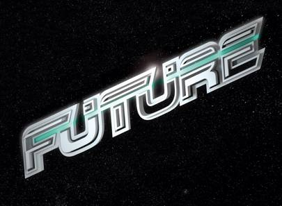 Why Eurostile Bold Extended is the ultimate futuristic sci-fi font