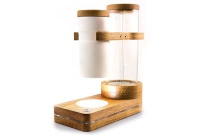 Spectrometer/coffee machine