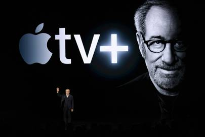 Apple TV+ isn't a Netflix rival. It's a celebrity-endorsed garnish