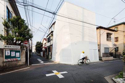 House in Tokyo, by A.L.X