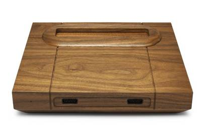 Handcrafted Console