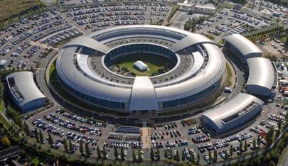 NSA UK national security agency headquarters