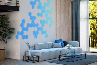150614 smart home news nanoleaf is releasing two new smart lighting products including one that learns image1 xoo9jv0nal - The most effective (and strangest) new devices from CES 2020