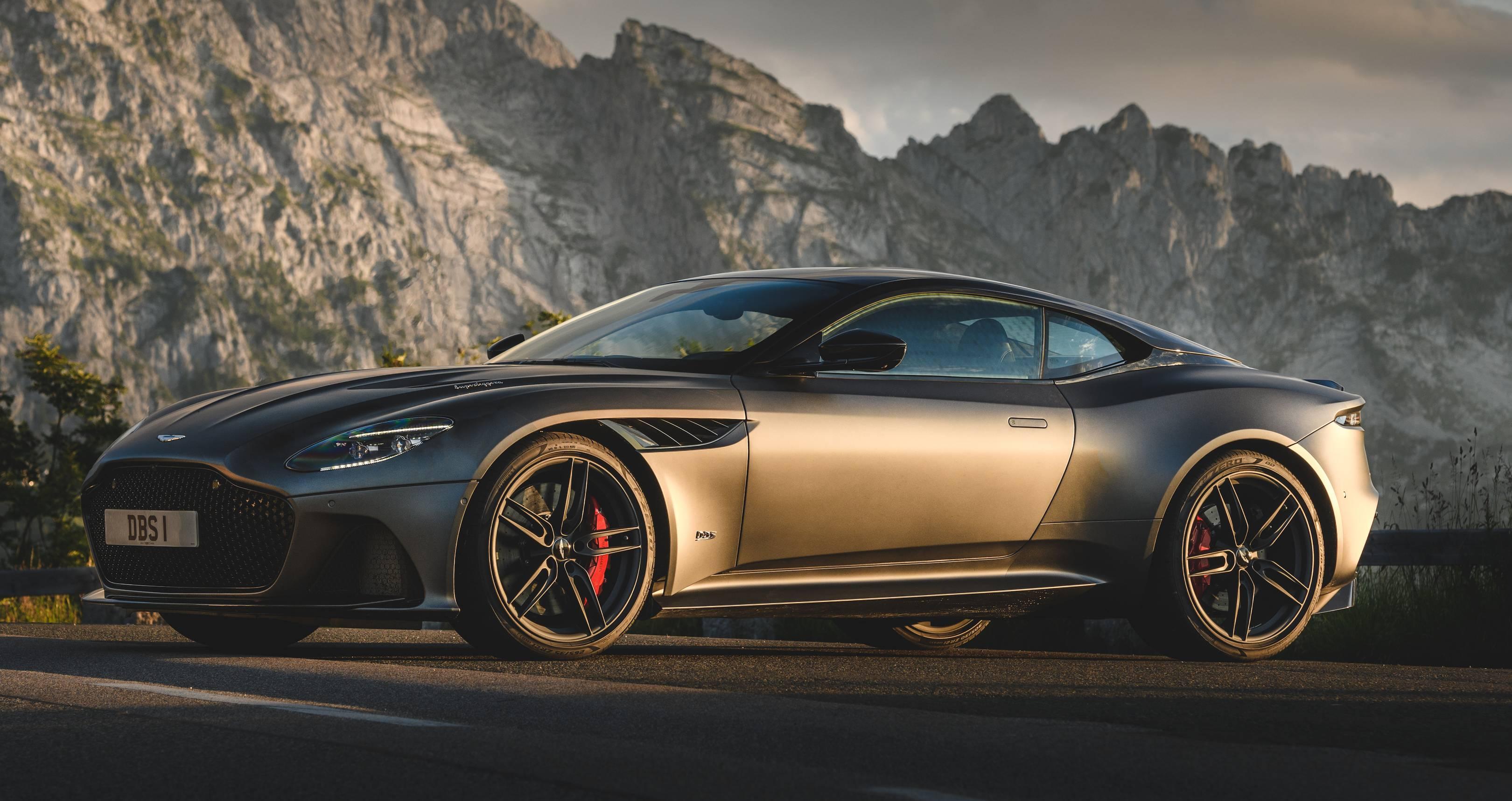The Aston Martin Dbs Superleggera Is An Exhilarating Vanquish S Successory Wired Uk