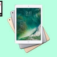 Tablet: Apple iPad 9.7-inch (2018)