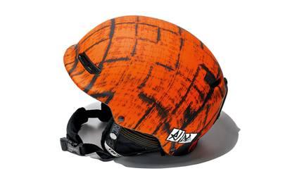 Ride Ninja snowboard helmet