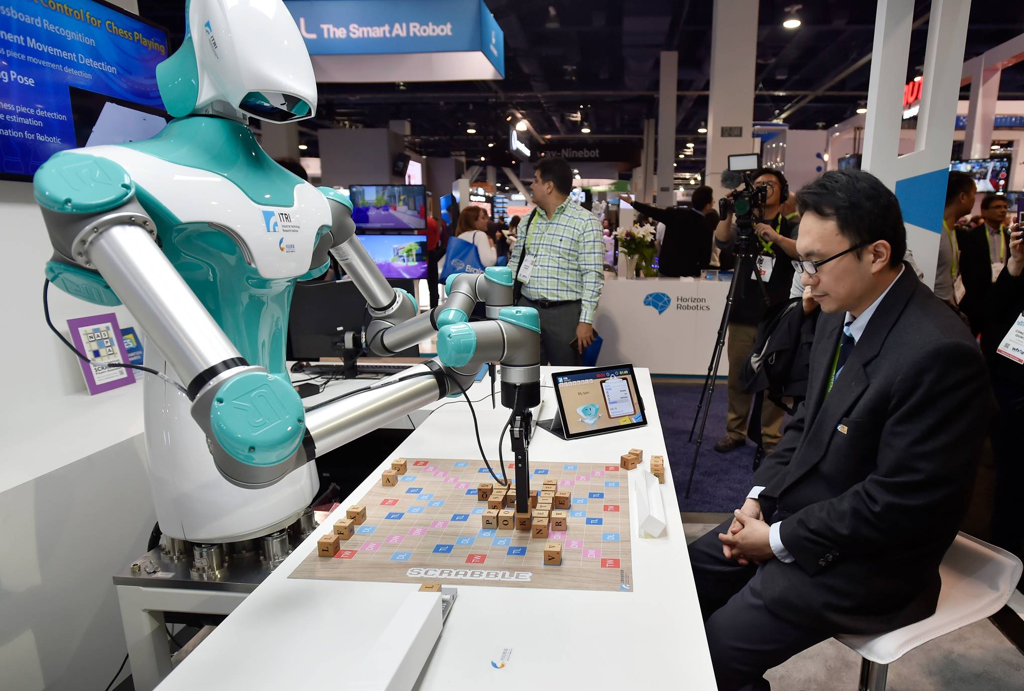 The strange, untold story of CES 2018, the trade show that