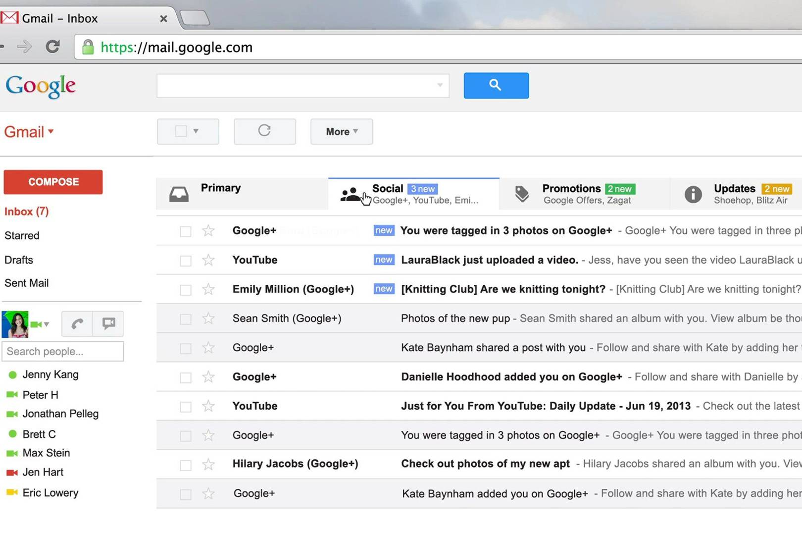 Watch How to Check Your Gmail Account with the Google Toolbar video