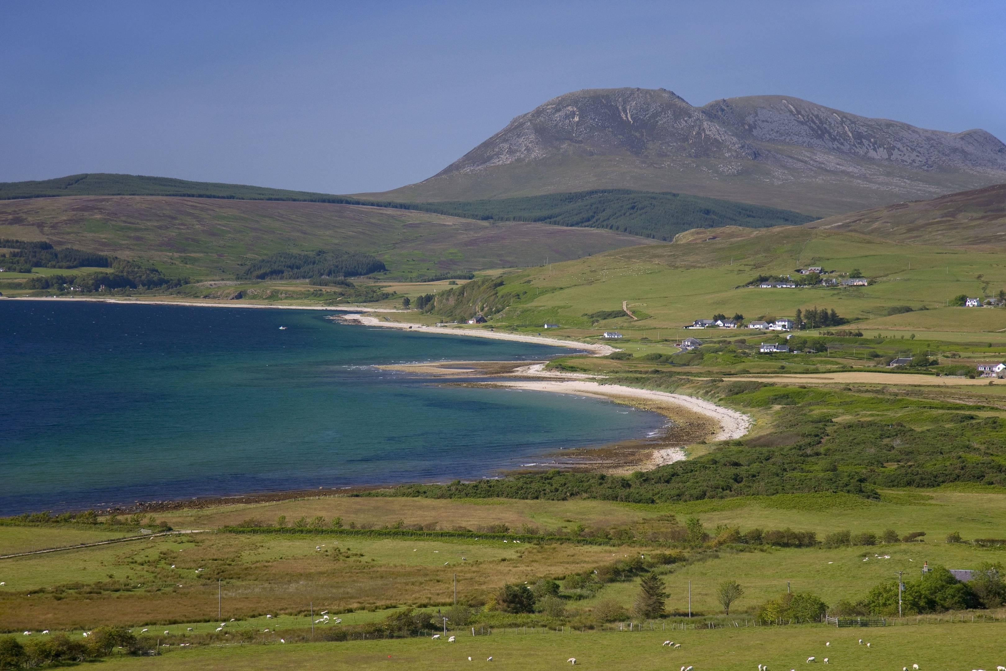 Scottish island to use spare TV spectrum to speed-up broadband