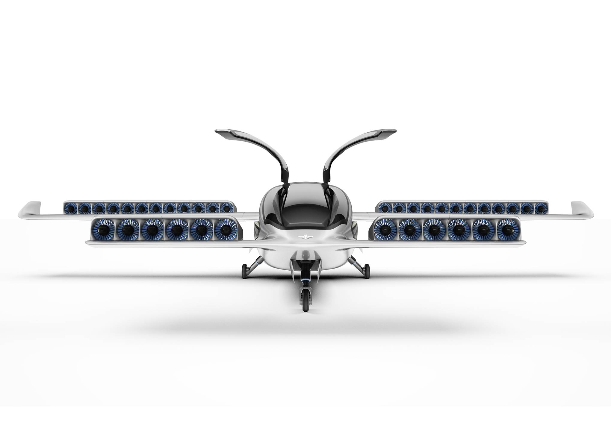 Lilium's futuristic electric plane is about to get a big