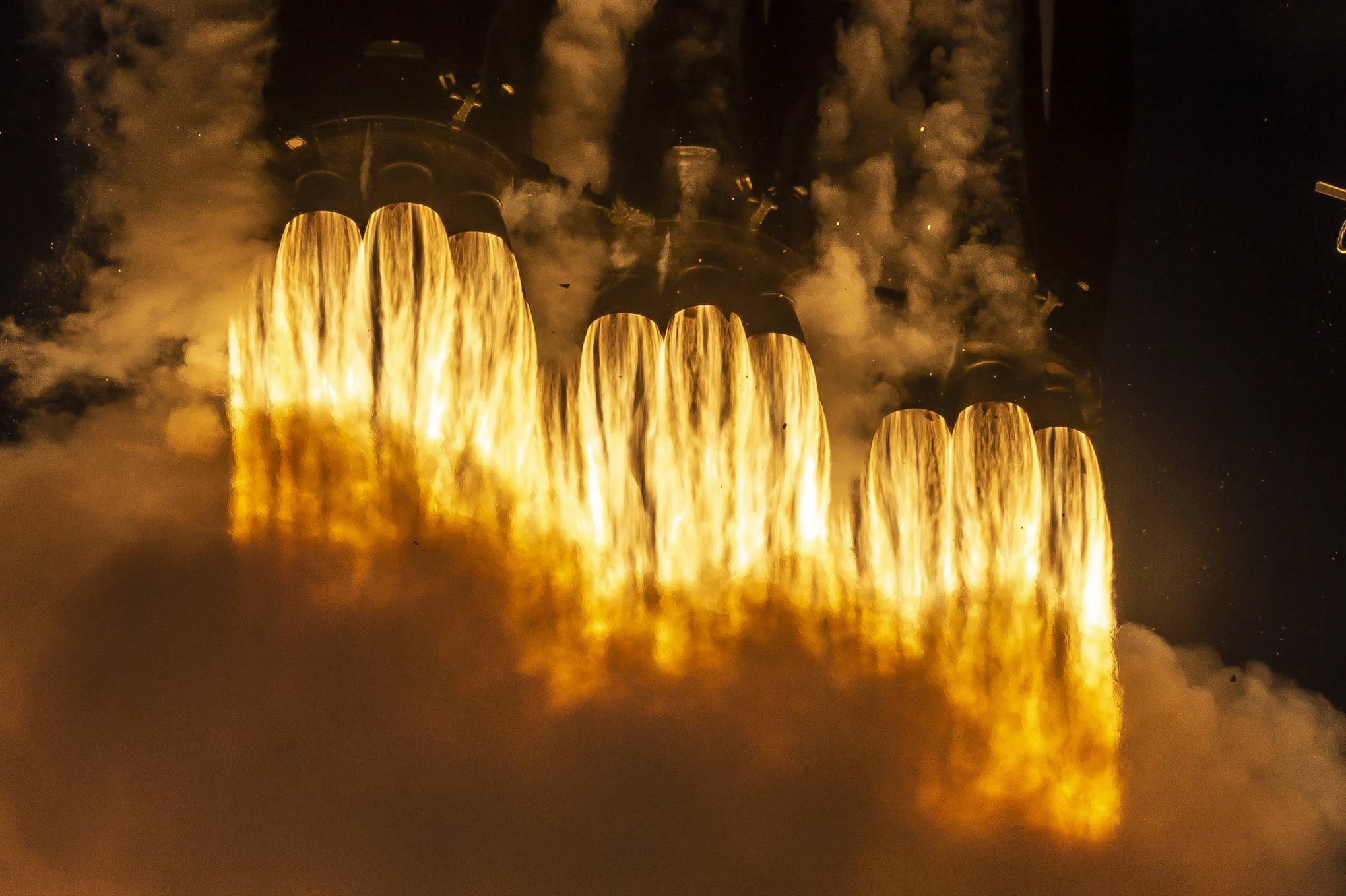 The wild physics of Elon Musk's methane-guzzling super-rocket