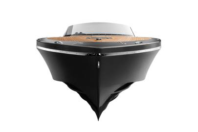 Electric powerboat