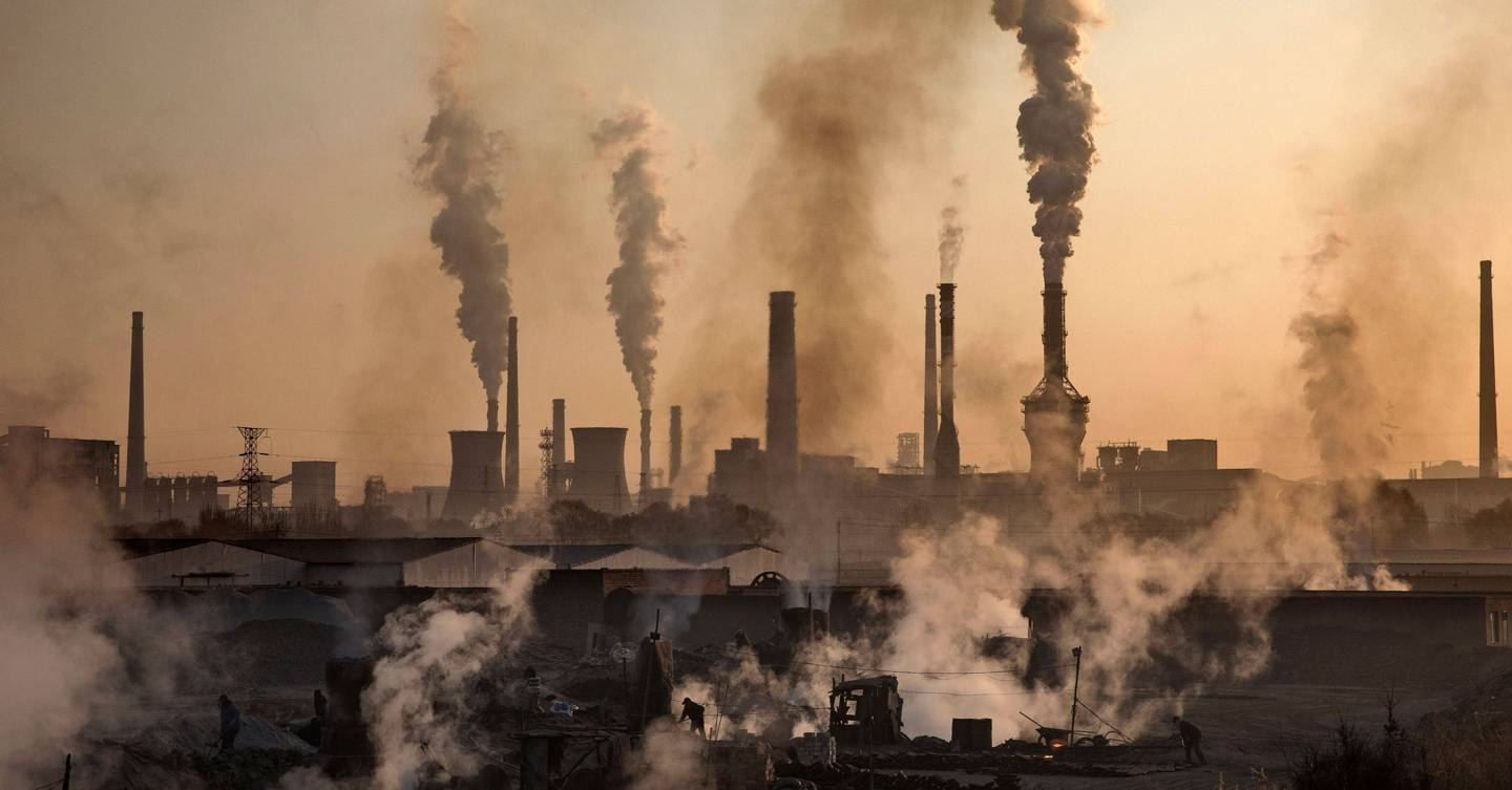 China's new climate pledge could cut emissions everywhere else too