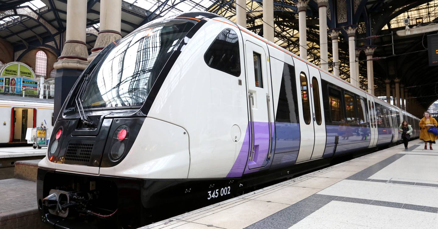Crossrail will generate electricity using the wind created by trains
