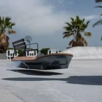 Watch the Lexus Hoverboard take flight