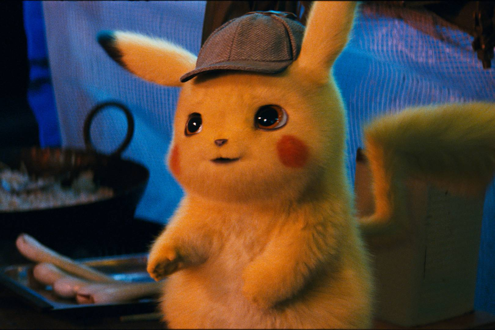 Pokemon Detective Pikachu Review It Would Be So Much Better