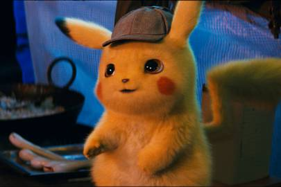 Pokémon Detective Pikachu would be so much better without humans