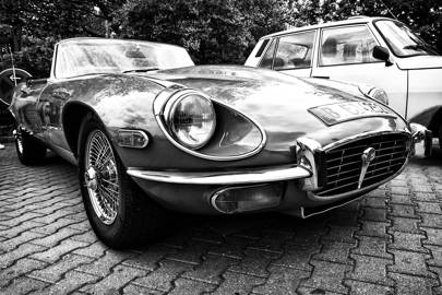 11. Jaguar E-Type