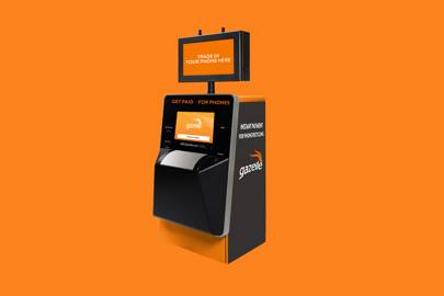 These kiosks will pay good money for your old, knackered phones