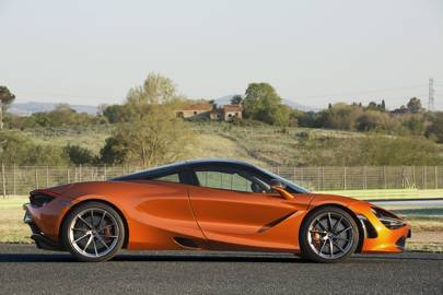 mclaren 720s review more theatre than a ferrari wired uk