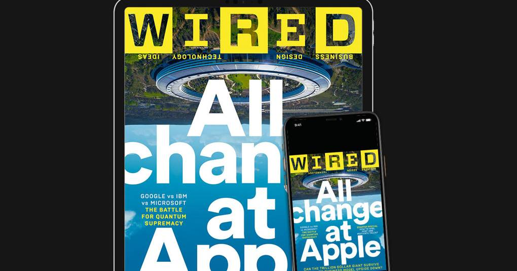 How to download the latest issue of WIRED for free