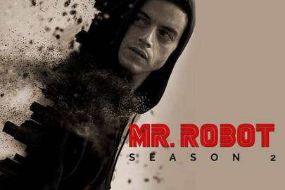 Mr Robot season 2 poster