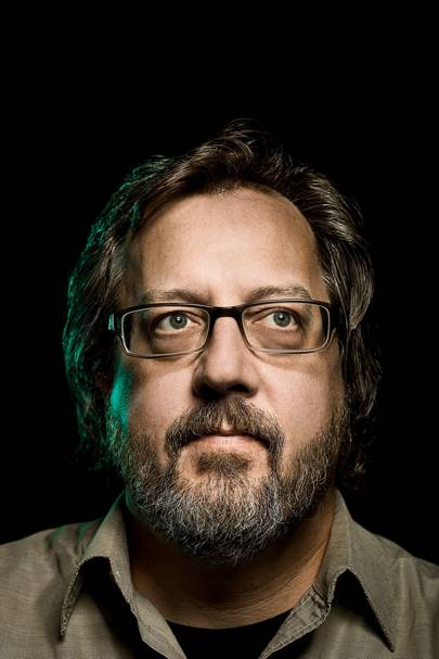 Mark Smolinski, the epidemiologist behind the Flu Near You programme