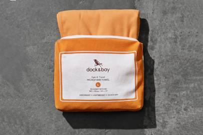 Dock & Bay towels