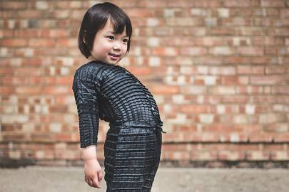 Expanding Clothing for Kids Just Won the UK James Dyson Award