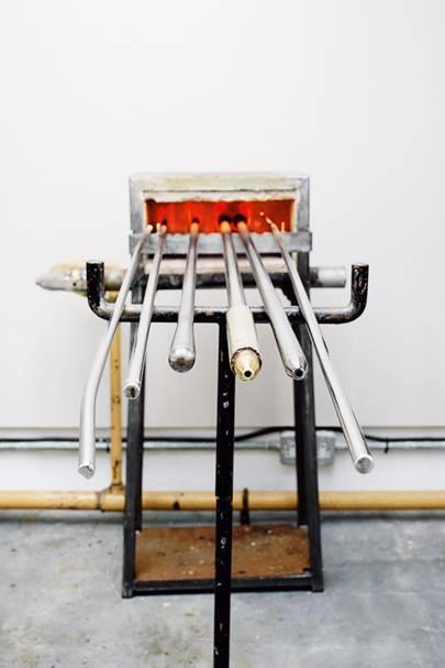 5. Metal rods