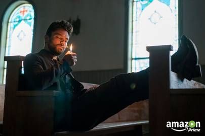 Jesse Custer is on a mission to find God - literally - in Amazon's Preacher