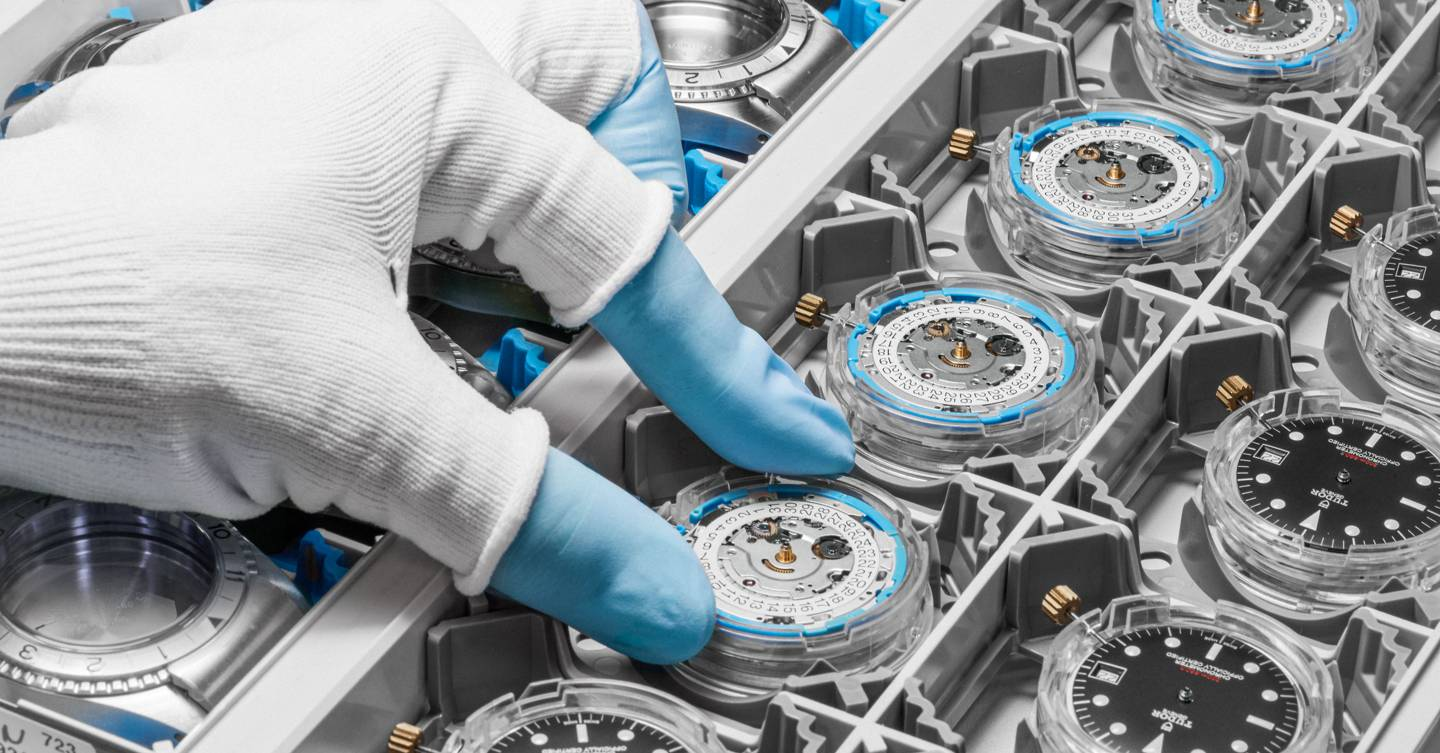 Inside Tudor's HQ: how Rolex's sibling is quietly transforming watchmaking