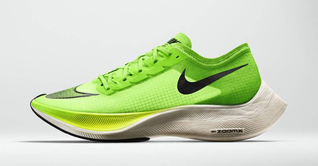 London Marathon shoe