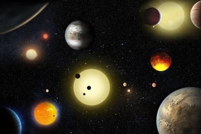 Nasa's Kepler telescope just found 1,284 exoplanets
