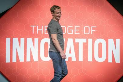 Zuckerberg: telepathy is the future of Facebook