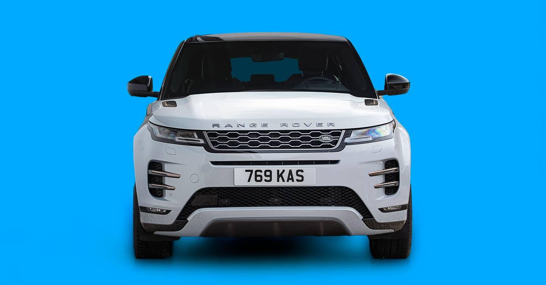 Range Rover's new Evoque hybrid has a 41-mile electric range