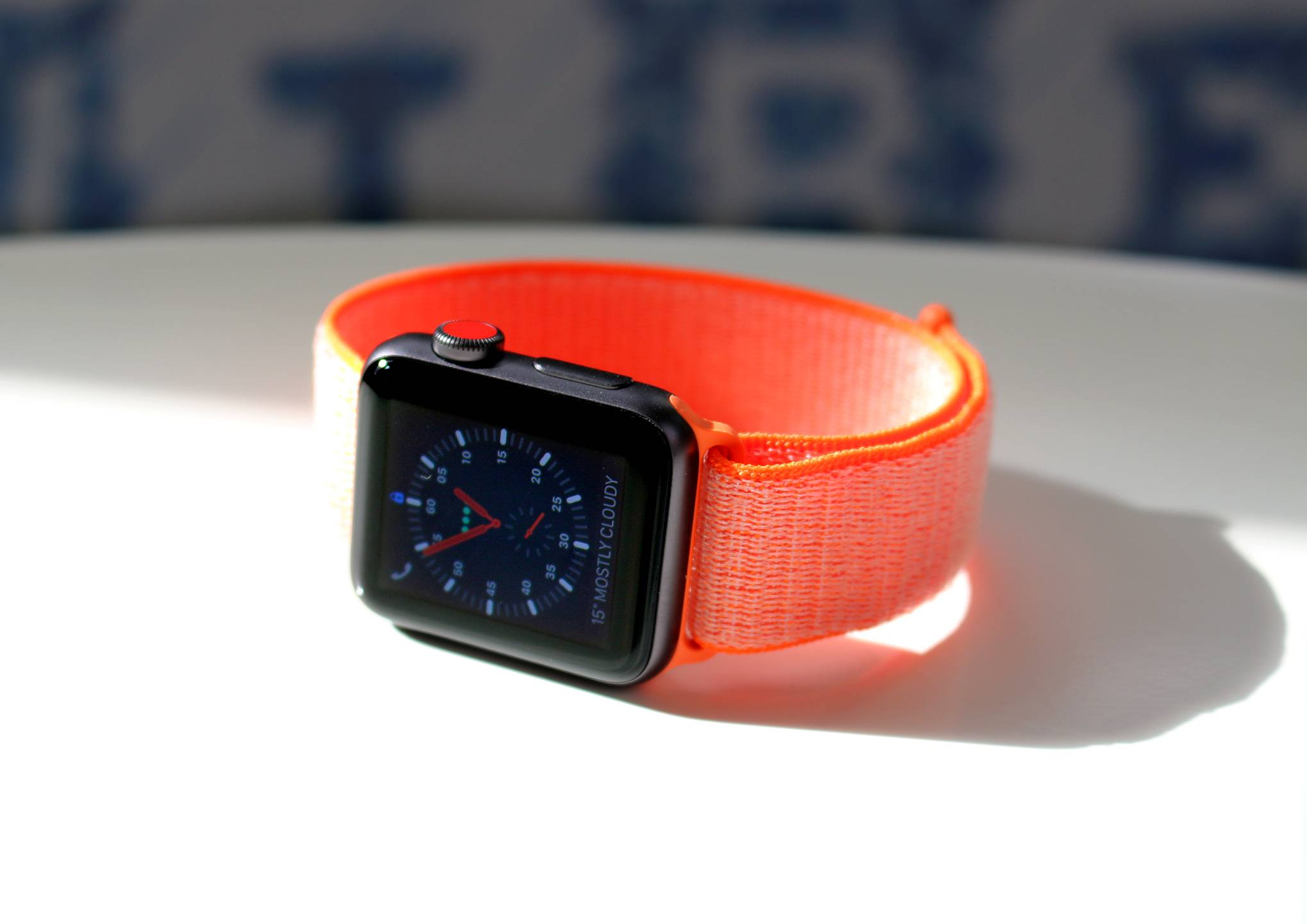 Apple Watch Series 3 Review Better Late Than Never Wired Uk Sport Smart 42mm