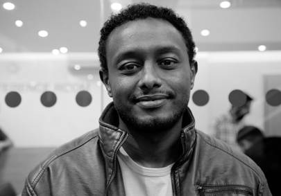 """""""My name is Sentayhu and where I come from in Ethiopia it means 'one who has seen a lot'."""""""
